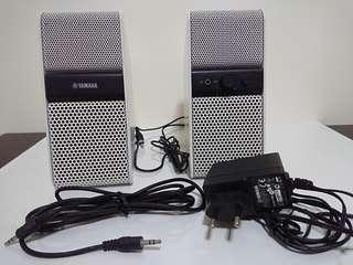 Yamaha NX-50 speakers