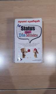 (Novel Melayu) Status Hati : Dia Milikku