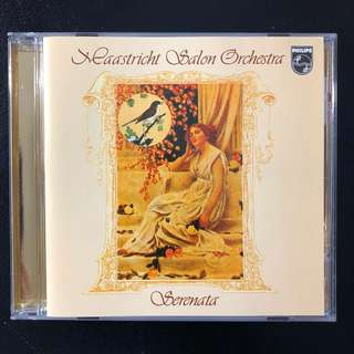 ANDRE RIEU - Serenata by Maastricht Salon Orchestra PHILIPS 1984  [GOLD CD] RARE