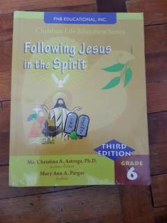 Following Jesus in Spirit