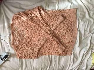 Pick knit jumper