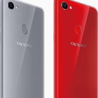 New OPPO F7