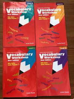 CHEAP Vocab book