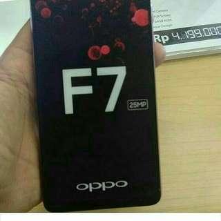 Cicilan Oppo F7