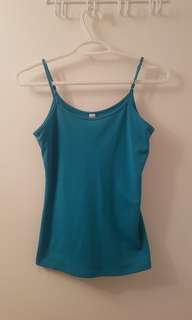 Teal Top / Camisole