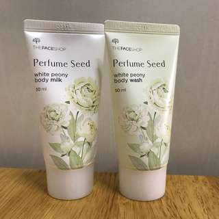 The Face Shop Perfume Seed Body wash 50ml