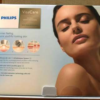 Price reduced! Philips visacare microdemabrasion