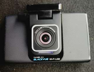 Blackvue 2ch Car Camera with Power Magic