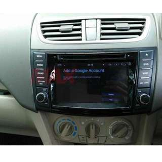 Suzuki Swift Proton Ertiga 2013 Android OEM Player