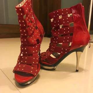🚚 希臘風裸靴
