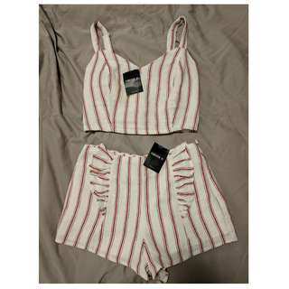 Cute summer two-piece! Small, BNWT.