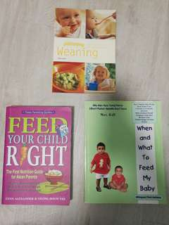 Child feeding guides