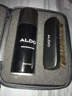 Aldo Shoe polish set ( Brand New )