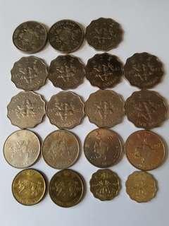 1997 香港回歸紀念幣