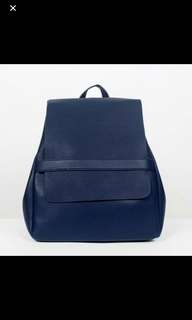 Fayth city backpack in navy