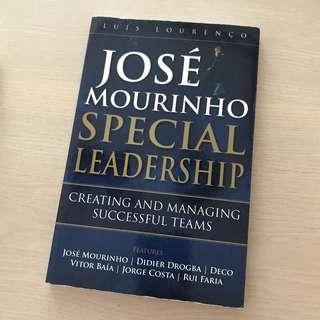 SPECIAL LEADERSHIP BY JOSE MOURINHO