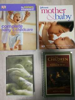 Parenting guide books