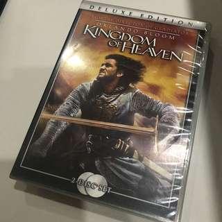DVD - Kingdom of Heaven