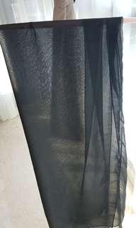 Black scarfe