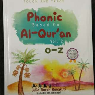 Phonic Qur'an by Julia Sarangkuti