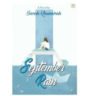 Ebook September Rain - Sarah Khumairah