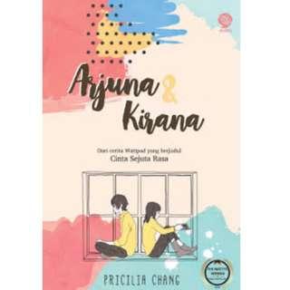 Ebook Arjuna dan Kirana - Pricilia Chang