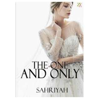 Ebook The One And Only - Sahriyah
