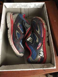 Stride Rite Captain America 11c