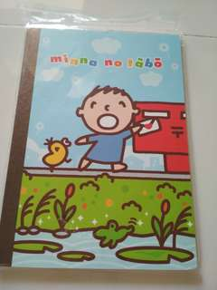 BNIP Sanrio Notebook A5