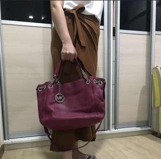 Authentic Michael Kors 2 Way Bag