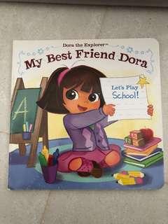 My best friend Dora book