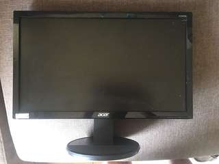 🚚 Acer K192HQL 19型寬液晶螢幕