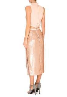 Keepsake Blame it on me sequin skirt