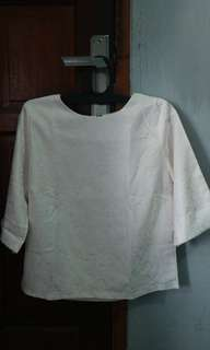 White Blouse from Han's Apparell