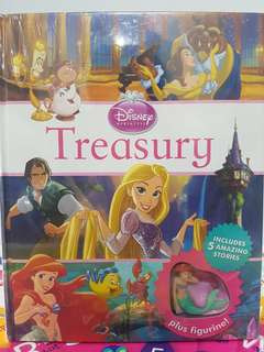 DISNEY PRINCESSES TREASURY. STORYBOOK COLLECTION