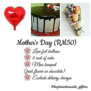 Promo!! Mother's Day ❤