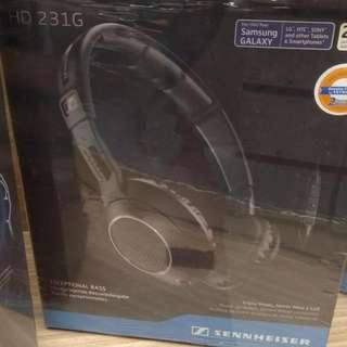 Sennheiser Headphone HD231G Cukup DP Cicilan Tanpa Kartu Kredit