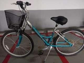 Diamondback lady hybrid mountain bike