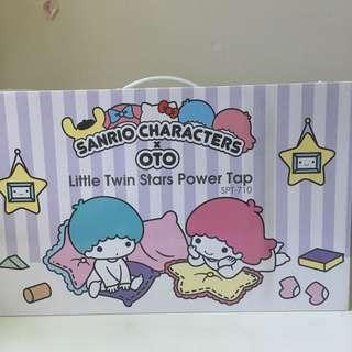 Sanrio Characters X OTO Little Twin Stars Power Tap SPT-710