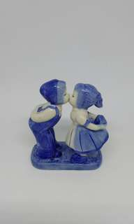 Couple delft blue