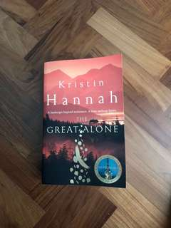 The great alone by Kristin Hannah #mothersday