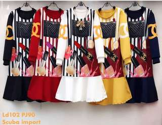 Dress LS
