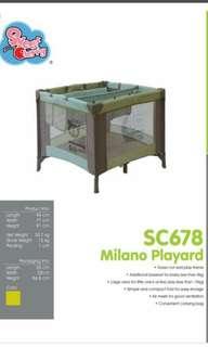 Sweet cherry SC678 Milano playard