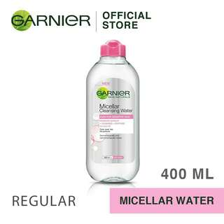 Garnier Micellar Water Pink 400ml