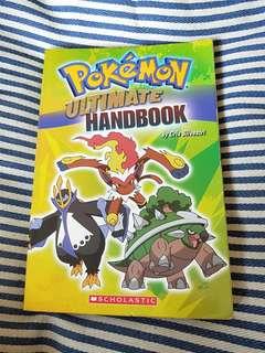 Pokemon Ultimate HandBook