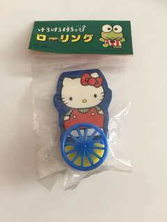 Sanrio vintage hello kitty 玩具 1990