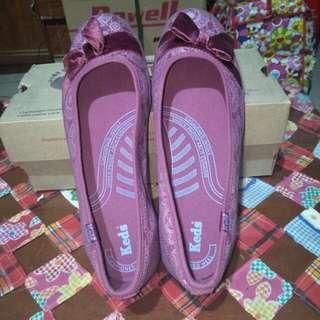 Authentic Keds Shoes (Purple)