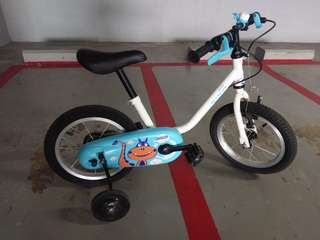Kids Bicycle btwin 14""