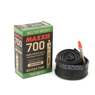 Bicycle Inner Tube Maxxis 700C x 18/25 48mm Vlave