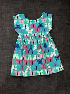 Gymboree Butterfly Dress